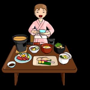美山荘のアラカルト料理